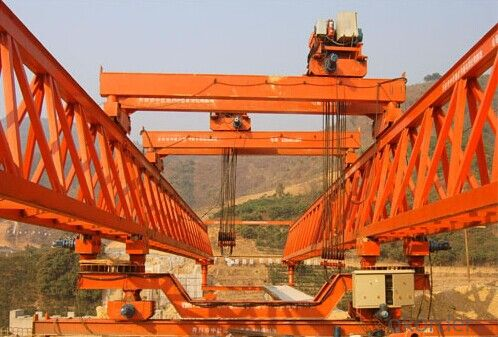 Cantilever Segment Launching Gantry with High Quality