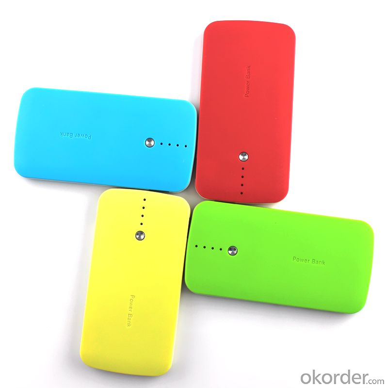 Super Thin Lithium-Polymer Mobile Power Bank