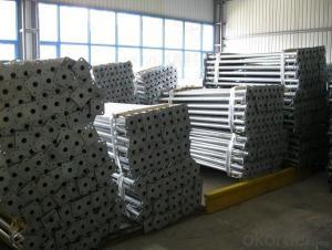 steel props of   C
