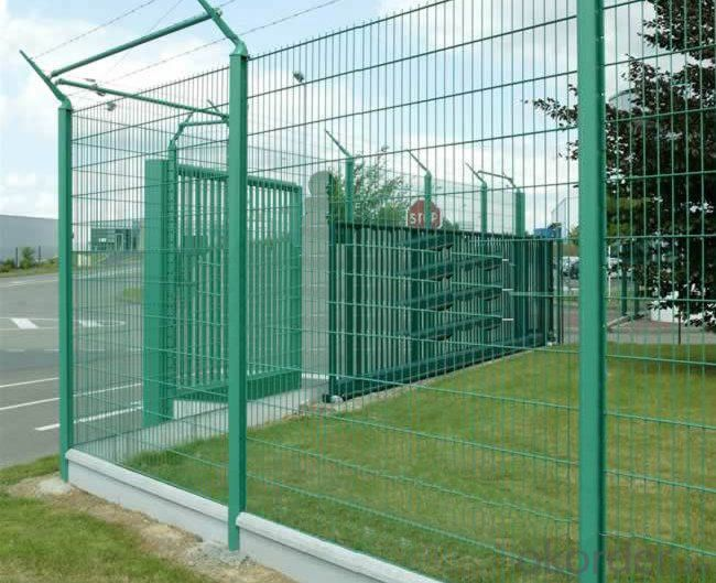 Protecting Fence with high quality