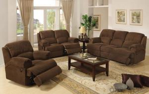Modern recliner sofa 1 seater 2 seater 3 seater Chinese leather