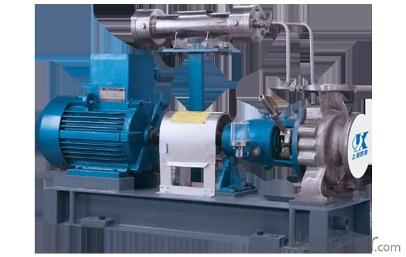 KCZ series standard chemical process pump