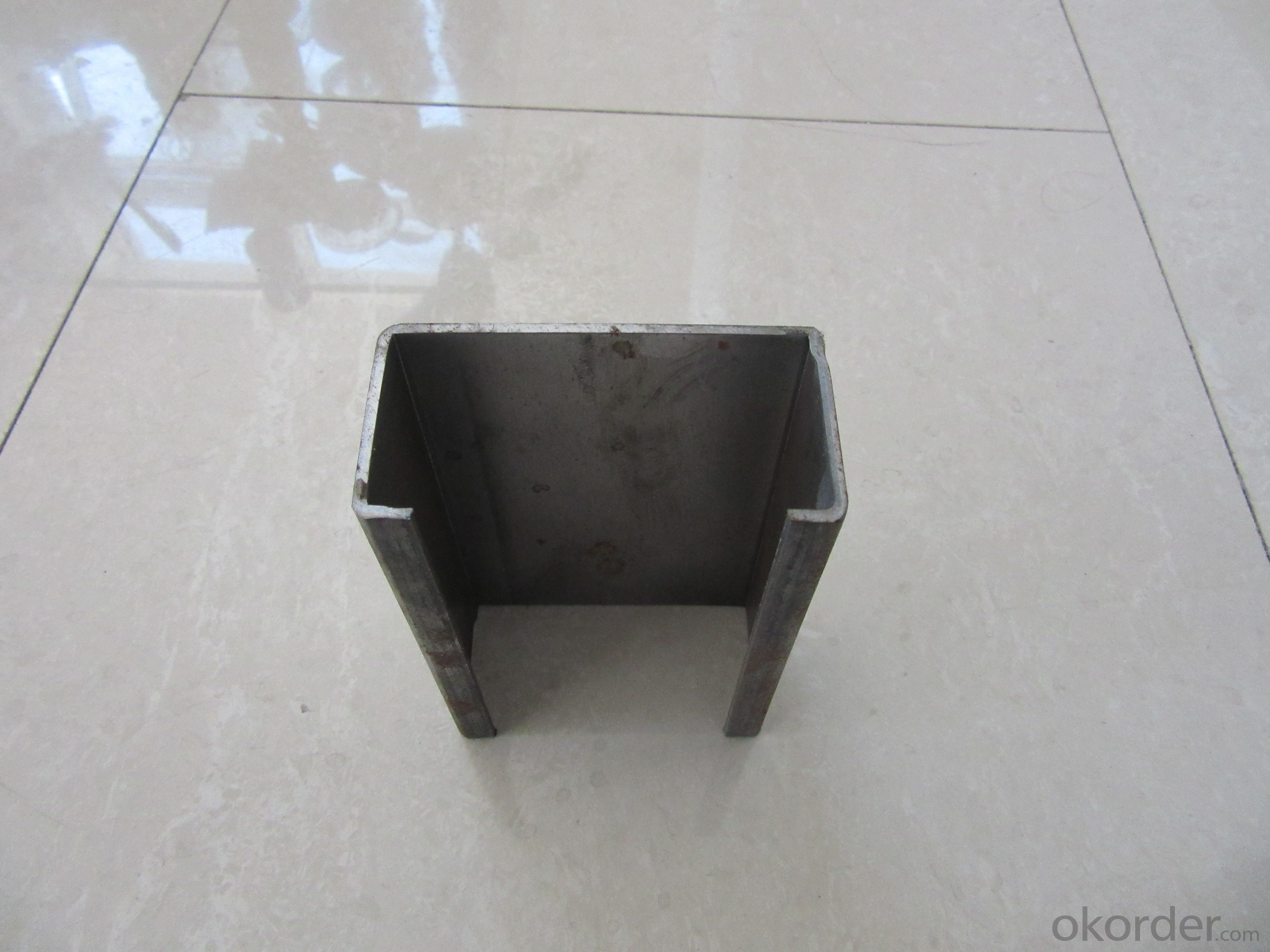 Good quality C channel cold formed steel section