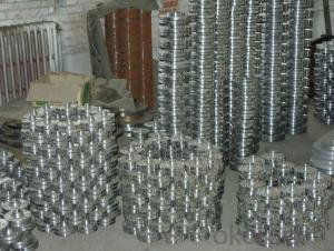 Carbon steel pipe fittings FLANGE 1/2'' SCH40
