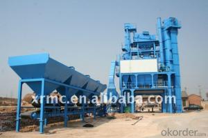 Asphalt Mixing Plant 60-80 tph
