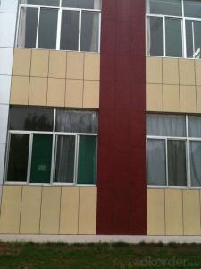 UV coating panel