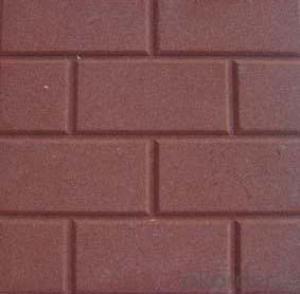 Abrasion Resistent Square Brick
