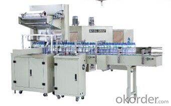 PET Bottle Shrink Machine