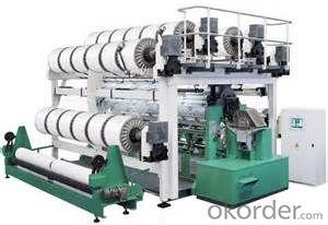 E2291 warp knitting machine