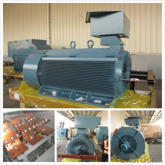 ABB AC DC HIgh Efficiency Motor HXR500
