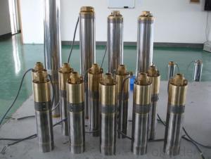 Solar brushless water pump
