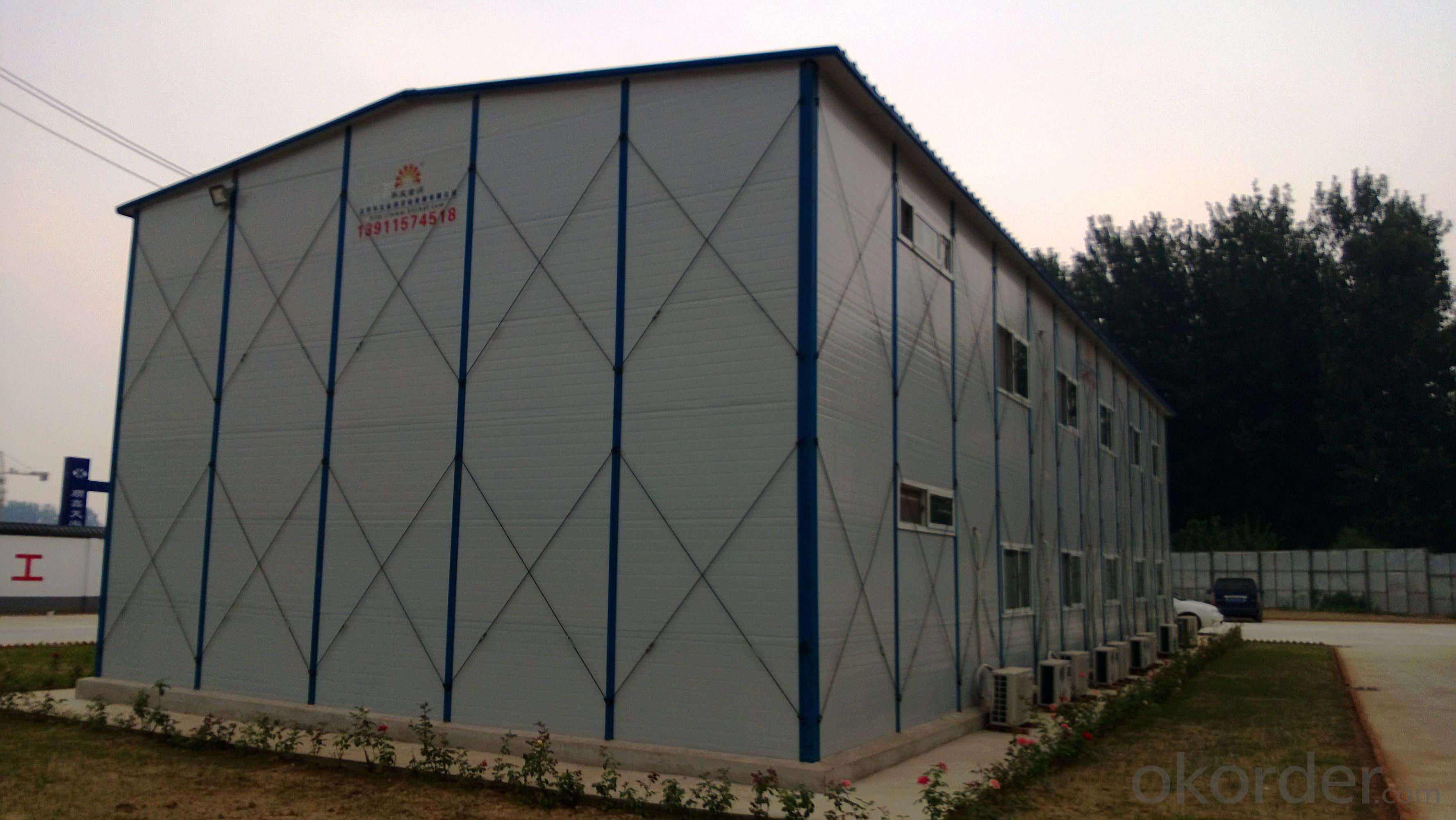 K-type Prefabricated House
