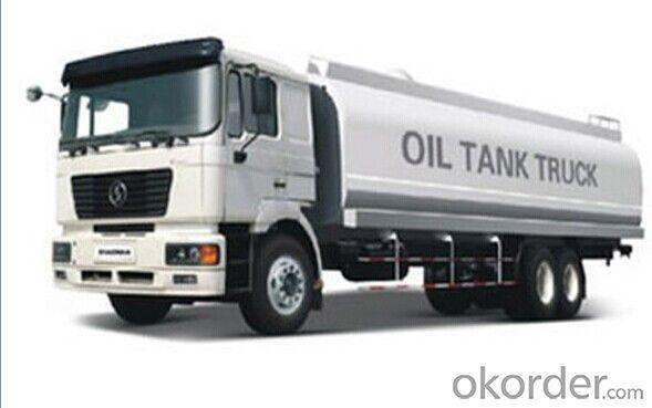 SHACMAN OIL TANK/SX5254GYYJT434