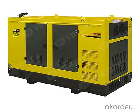 WeiFang 10-220 KW Silent Type Diesel Generator Set