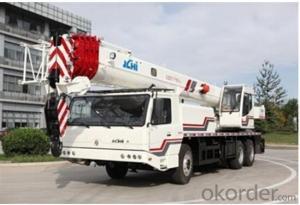 QY25H Truck Crane