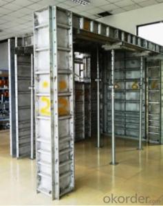 Aluminum Beam Formwork Girder For Slab Formwork