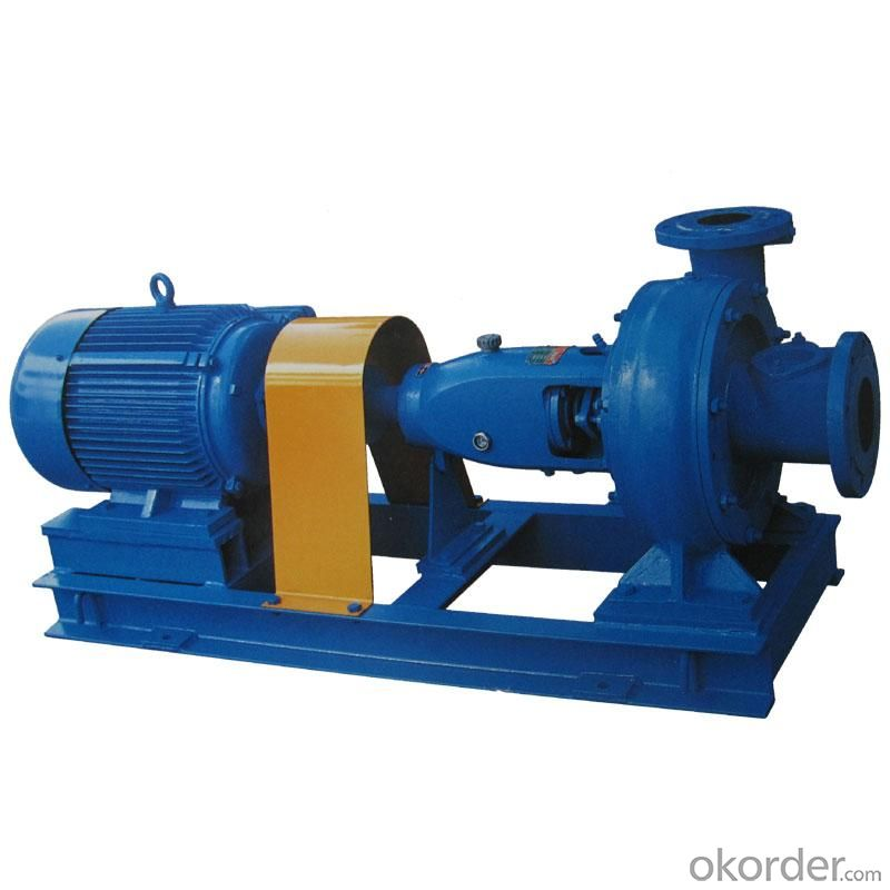 IS type fresh water pump