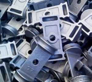 investment casting locomotive parts