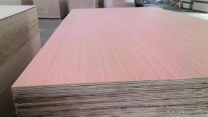 Bintangor Wood Veneer Face  Plywood Thick Board