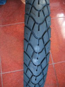Bias Tyre for Motorcycle 2.50-17 6PR LP122