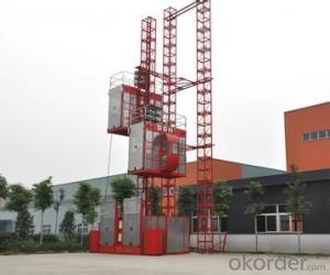 HUAXIA building hoist SC200/200BP