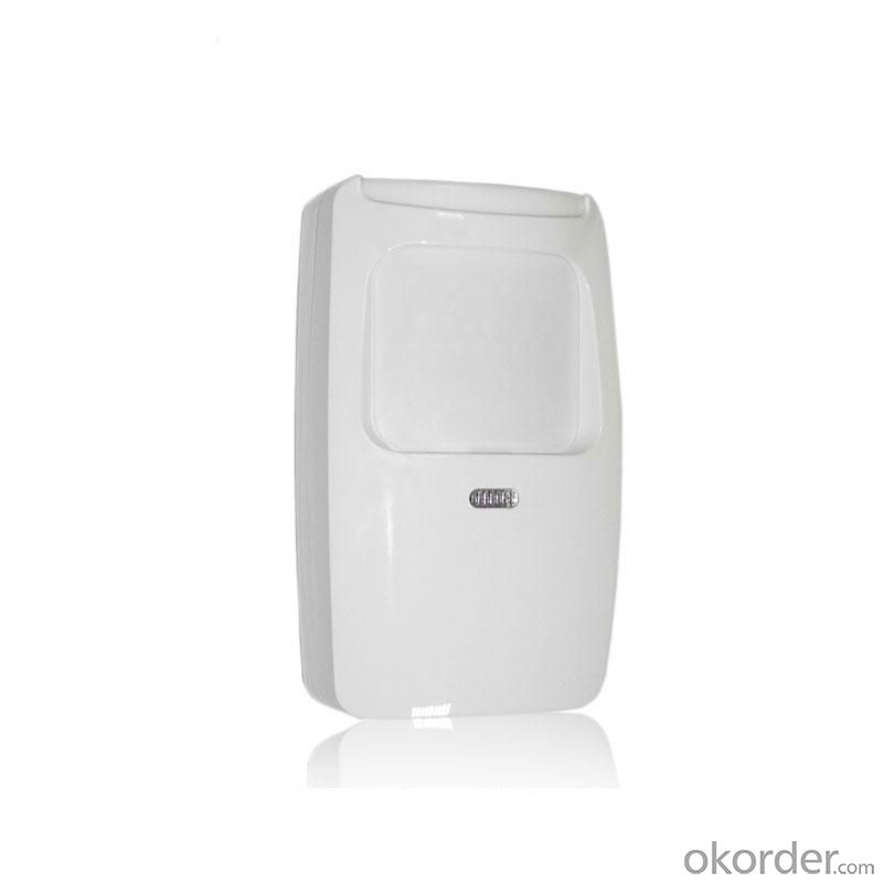 PIR Detector Dual Element Passive Infrared Wall Mounted