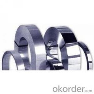 ck65 bright polished spring steel strip