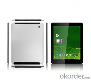 Tablet PC 9.7inch Allwinner A20 Dual Core WiFi