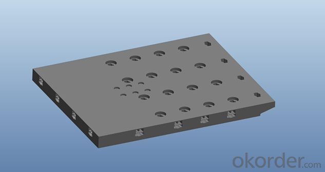 EANTE Square Column Formwork 600×730×80