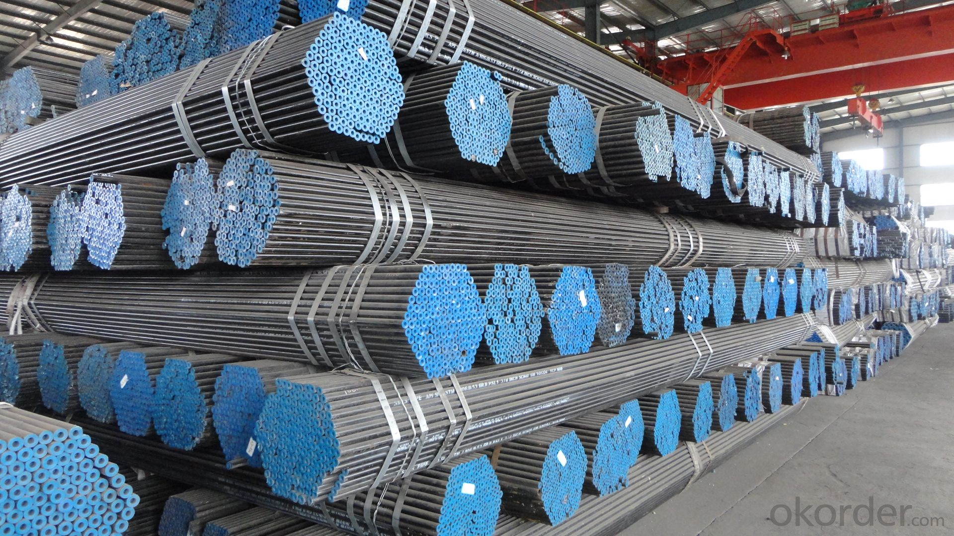 API Hot Rolled Seamless  Pipe  With Good Quality