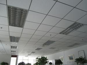 Acoustic Mineral Fiber Ceiling with Texture MP02
