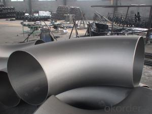 Carbon steel pipe fittings ELBOW