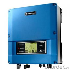 On grid solar inverter GW4600-DS