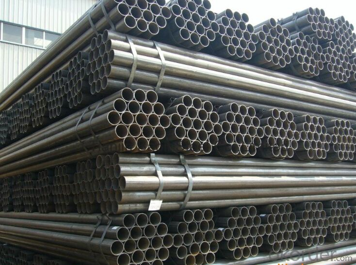 Mild Carbon Steel Pipe Weld Steel Tube factory