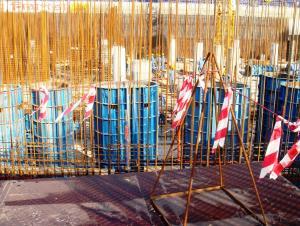 Square Concrete Column Formwork  AL65
