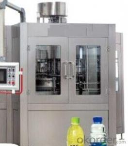 Condiments filling  equipment for Liquid