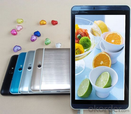 Tablet PC 7 Inch Dual Core 3G Calling Dual Sims Android MID with WiFi Bluetooth