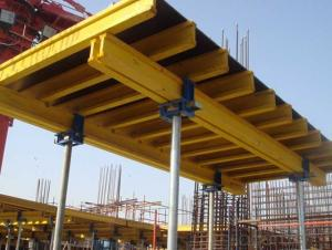 H20 Wood Beam Form Work System for Construction