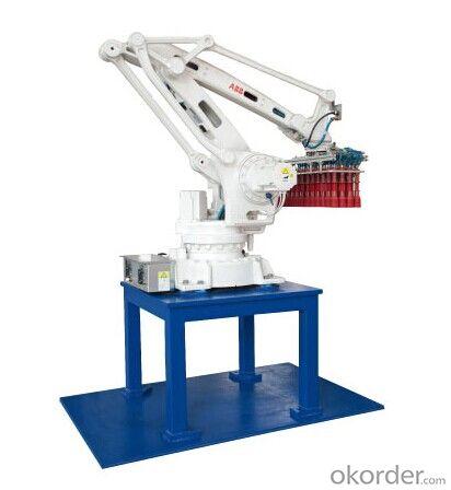 Auto Robot Palletizing Machine