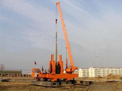 HUAXIA DYNAMOELECTRICPEDRAIL PILING JZB60
