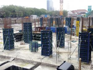 Adjustable H20 Timber Beam Formwork