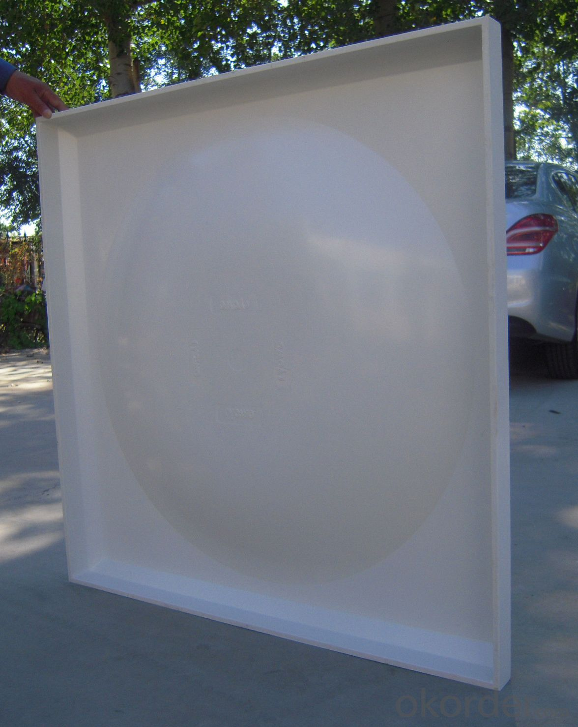 Hot Pressed SMC Water Storage Tank Panel