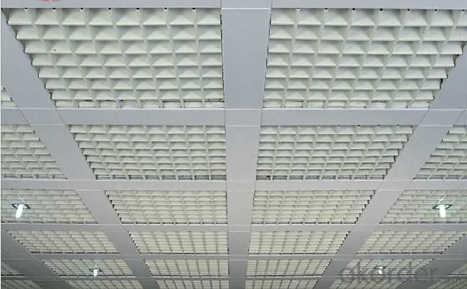 Acoustic Perforated Aluminum Ceiling  factory in china