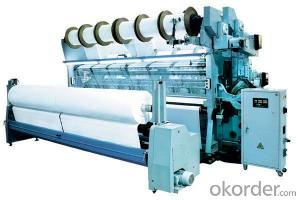 TERRY WARP KNITTING MACHINE GE272 SERIES
