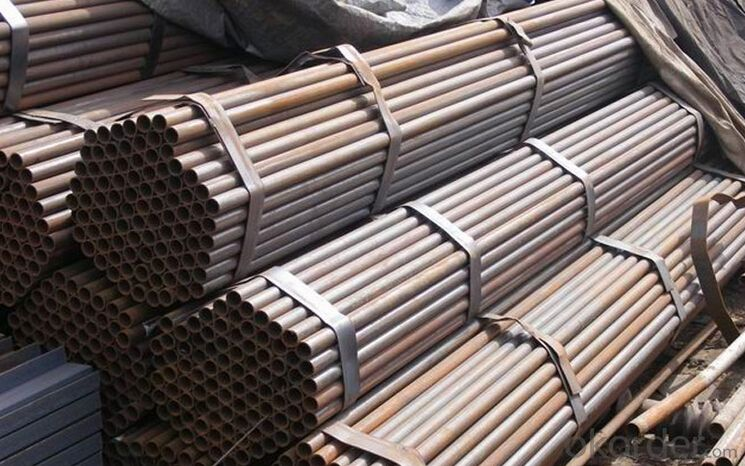 STEEL PIPE TUBE SCAFFOLDING