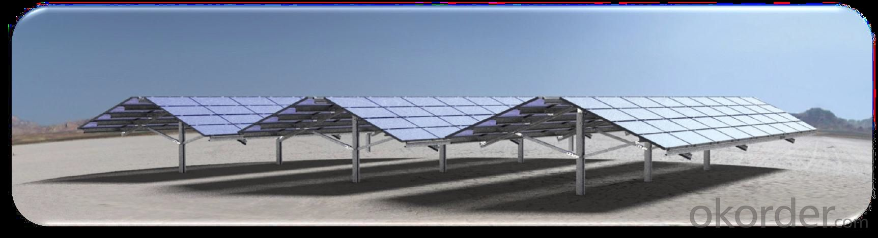 FS Solar Mounting System-Continuous