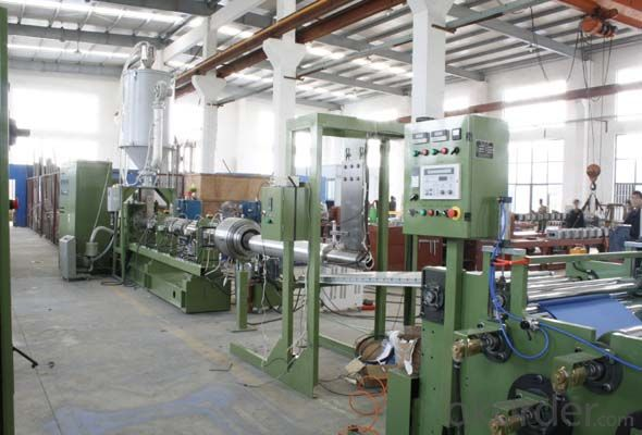 energy saving single screw plastic granule pelletizing line