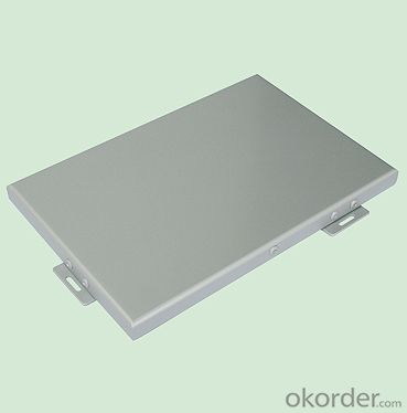 Aluminum honeycomb panel2