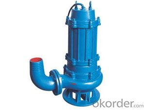 LWQ series submersible sewage pump