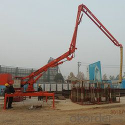 HGY13 Concrete Placing Boom